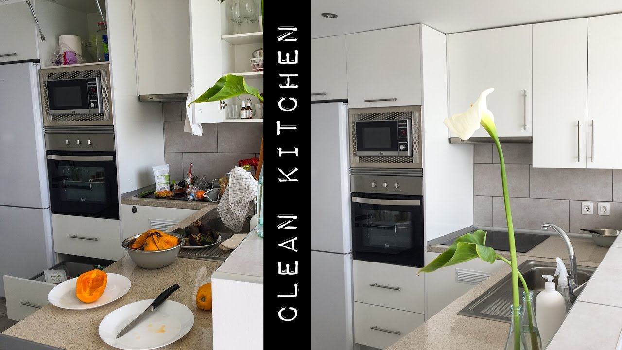Как навести порядок на кухне рекомендации