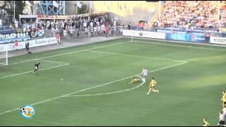Кубок України  «Севастополь» - «Буковина» - 1-0 (22.08.12, КУ)