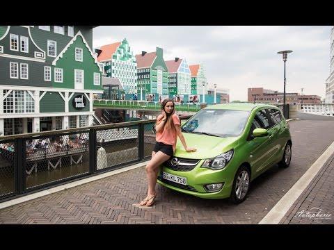 Fahrbericht: Neuer Opel KARL mit Apple CarPlay