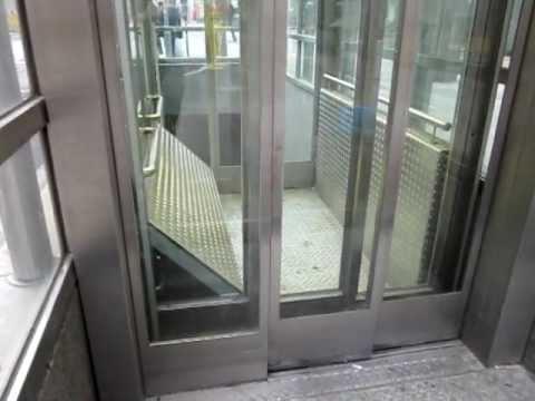 Flohr Otis Diagonal Hydraulic Glass Elevator At Heinrich