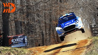 Best of 100 Acre Wood Rally 2021 - Maximum Attack, Pure Sound, Action