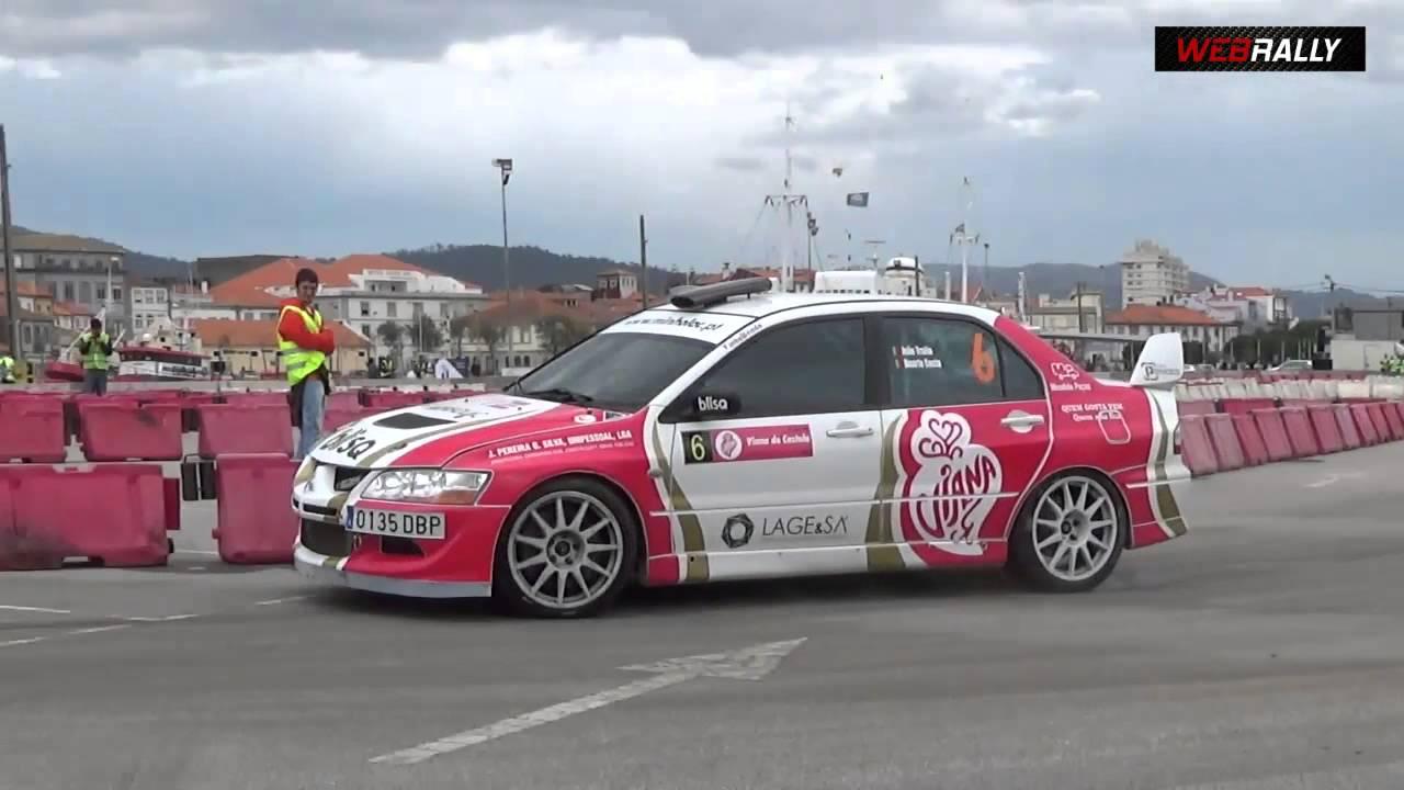 Rally Viana Do Castelo  Fpak Norte