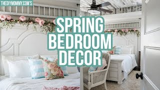 Spring Clean & Decorate With Me | Master Bedroom