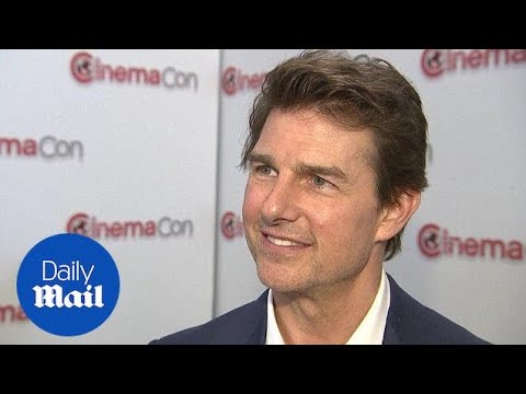 Tom Cruise Chats Overseeing Stunts For Mission: Impossible - Daily Mail