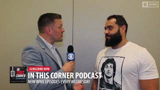 Rusev talks wooing Lana, the proper way to celebrate Rusev day and more