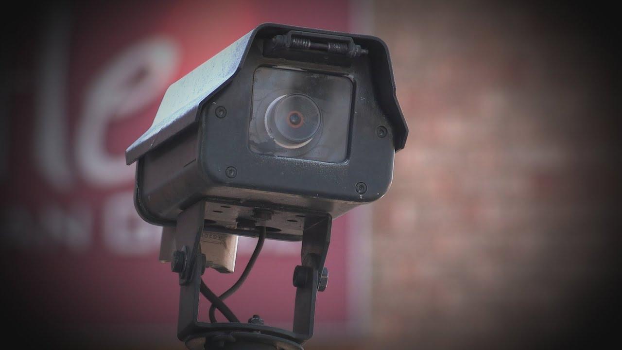 איך מצלמת רמזור אור אדום פועלת!?