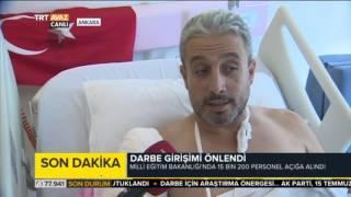 Albay Sağ Elimde Taşıdığım Bayrağa Ateş Etti - Darbe Girişimine Karşı - TRT Avaz
