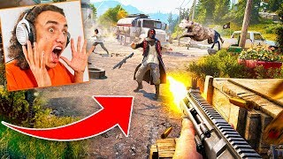 FAR CRY 5 LEAKED GAMEPLAY! (Far Cry 5 Funny Moments)