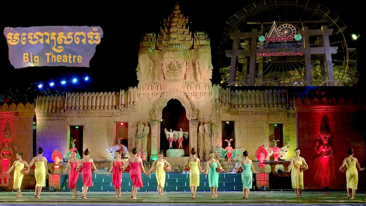 The Great Khmer King Jayavarman VII Show |The Cambodian ... | 1280 x 720 jpeg 186kB