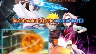 Naruto, Hero