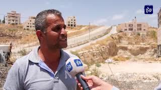 قوات الاحتلال تداهم حي وادي الحمص تمهيداً لهدم عدة بنايات فيه - (19-7-2019)