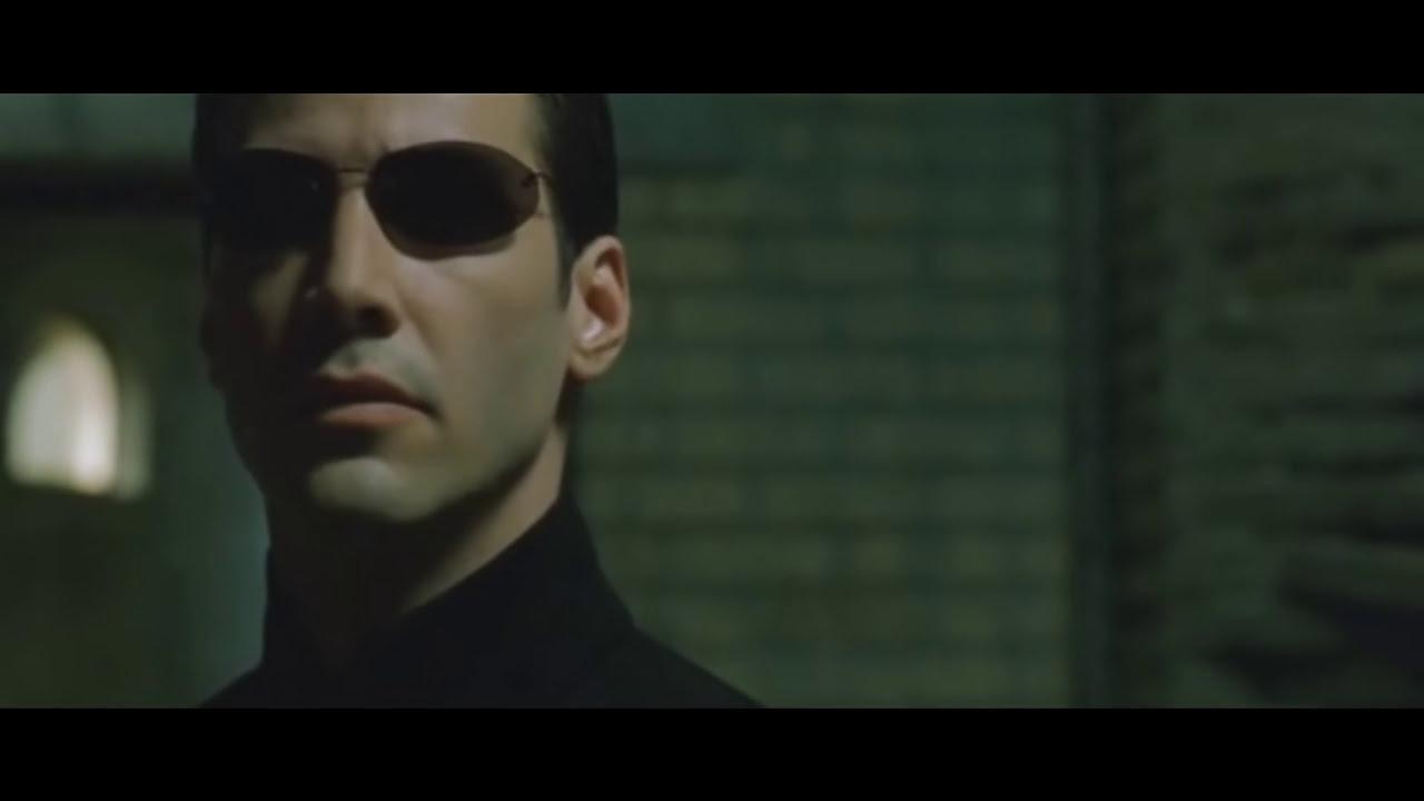 274a2977a0 The Matrix Reloaded - Neo vs Three Agents - YouTube