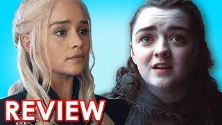 "Game of Thrones Season 7 Episode 2 REVIEW ""Stormborn"""