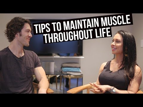 Muscle Growth Science, mTOR & Leucine w/ Gabrielle Lyon, DO