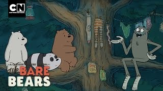 We Bare Bears | Christmas Tree Party! | Cartoon Network
