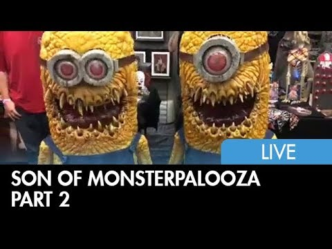 Monsterpalooza 2017 (Son of) Convention Tour - Part 2