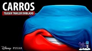 CARROS | Teaser Trailer Dublado - Cadê o Léo?