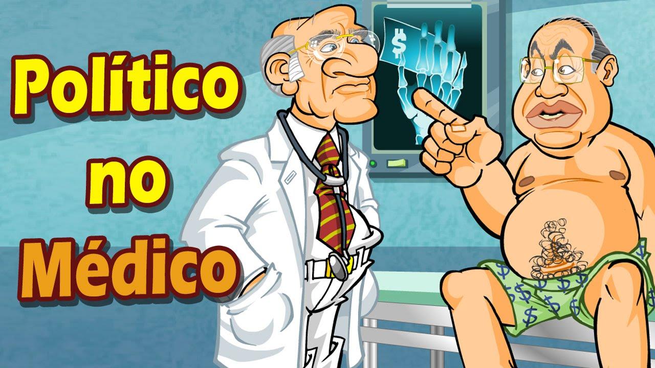 Image result for Politicos and Medicos cartoons