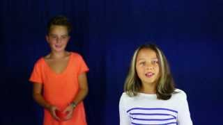 """NICOLE FROLOV & MIKE SINGER """"Just give me a reason"""" [Pink Cover] prod. Vichy Ratey"""