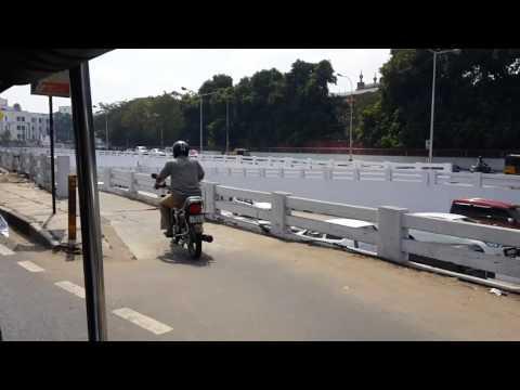 Chennai City Travel Video   Tamil Nadu - India