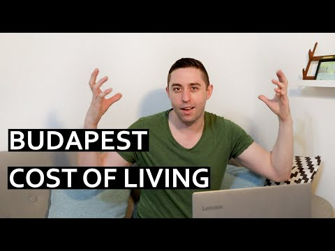 Is Budapest Cheap? Cost of Living Budapest, Hungary: How Much Does It Cost?
