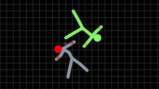 Stickman Warriors // Gameplay