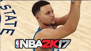can i hit 40 straight green release three pointers with steph curry nba 2k17 challenge