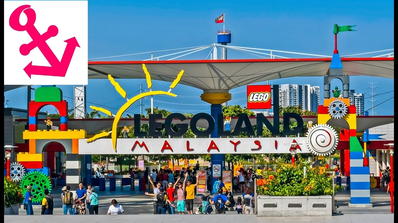Visit Legoland Malaysia Theme Park and Water Park - YouTube