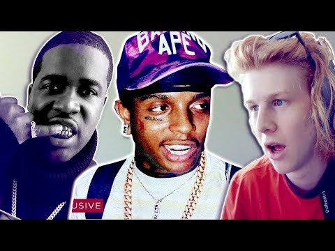 MORE FIRE!! A$AP Ferg x Ski Mask The Slump God - ILoveYourAunt REACTION!!