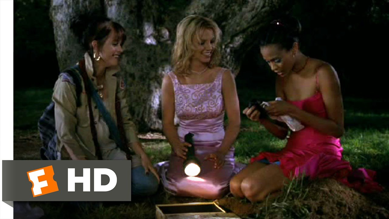 Crossroads (2/8) Movie CLIP - Time Capsule (2002) HD - YouTube
