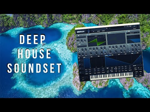 Working on THE Deep House Soundbank/Chilling