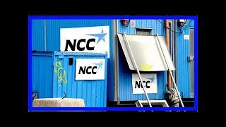 Ncc rasar på börsen