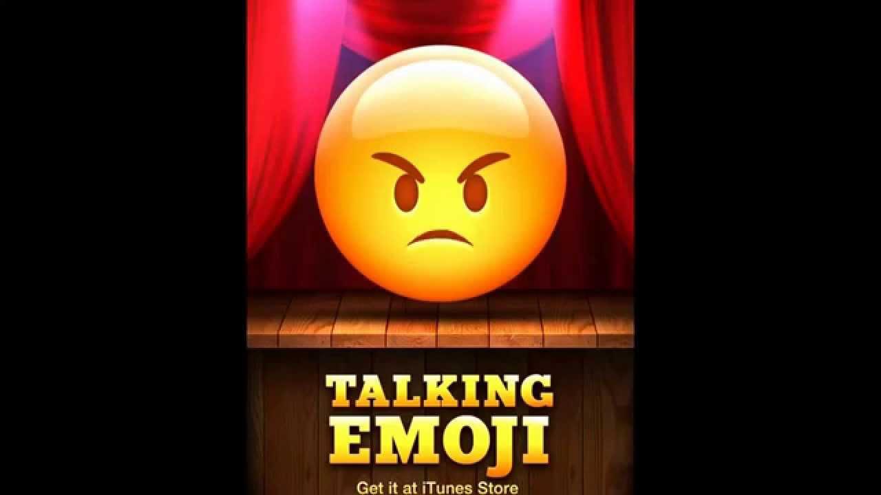 Weird Emoji Talk