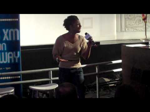 """Montego Glover - """"Colored Woman"""" - """"Memphis"""" - Sirius XM Live On Broadway"""