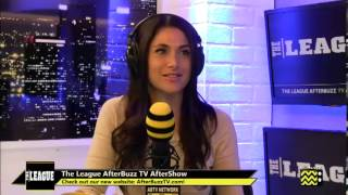 """The League After Show Season 5 Episode 5 """"The Bye Week""""   AfterBuzz TV"""