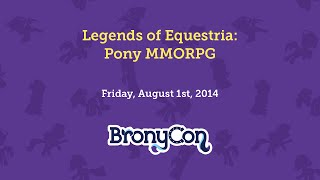 Legends of Equestria: Pony MMORPG