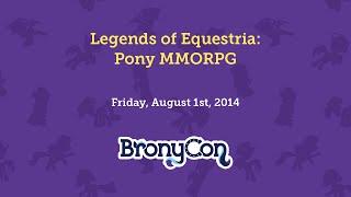Legends of Equestria: Pony MMORPG