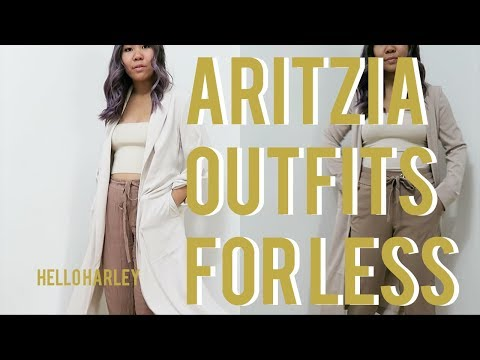 1188aa905f8 SPRING OUTFITS OF THE WEEK! Ft- Aritzia