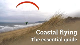 🏖️ Paragliding at the coast - the essential guide!  🏖️