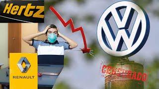 🚨Volkswagen en problemas?😱 Renault y Hertz en la quiebra?🚨 - Noticias Car Motor