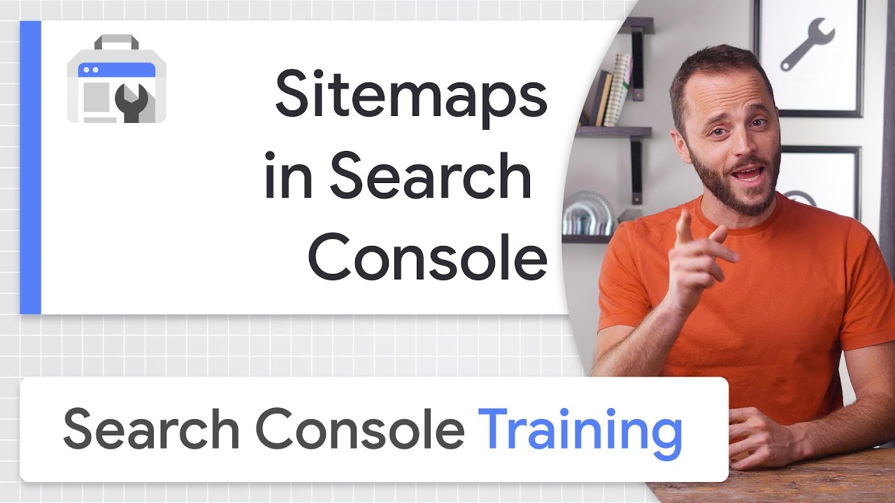 Download Sitemaps in Search Console - Google Search Console Training