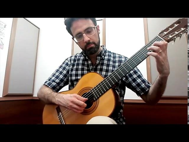 Beginning Classical Guitar: Sor Study No. 4 (Op. 60)