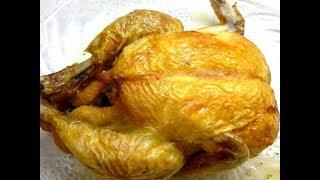 """""""Целая Курица в духовке"""". Проще и не бывает, без возни. ГОТОВИМ ДОМА  любимый рецепт/chicken recipe"""