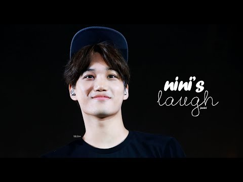Jongin's Laugh Is Everything !