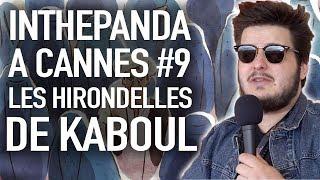 Les hirondelles de Kaboul - InThePanda à Cannes