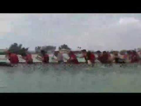 Puff Dragon Boat Part (2)