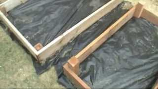 How To Build Raised Bed Box For a Garden