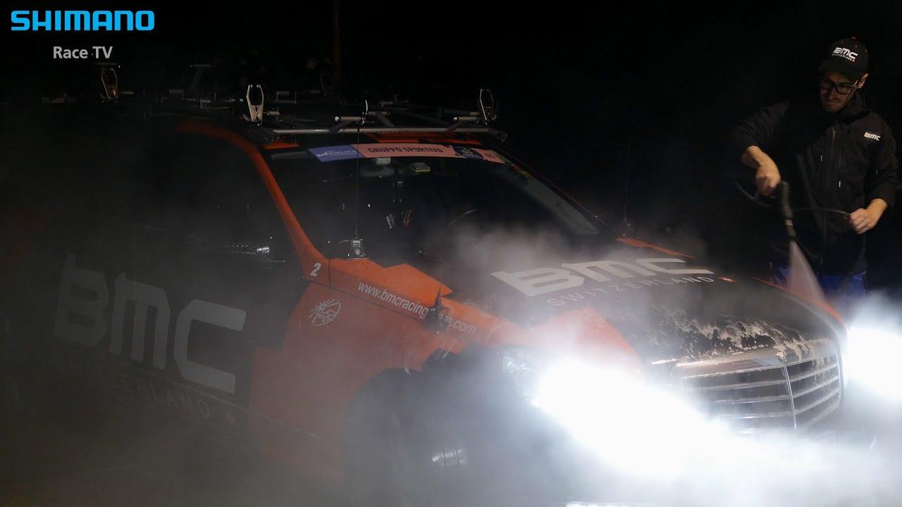 BMC Racing Team Mechanics