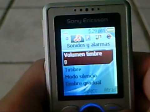 Sony Ericsson R300a