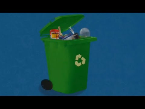Segregation of Garbage - Waste Management | Mocomi Kids